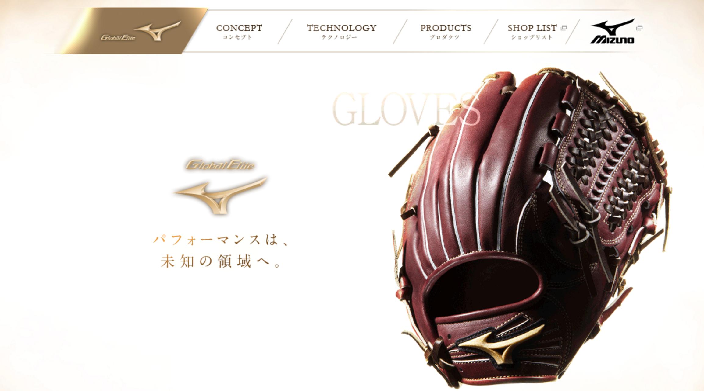 野球グローブメーカー ドナイヤ に学ぶベンチャー企業における マーケティング戦略 ミズノ