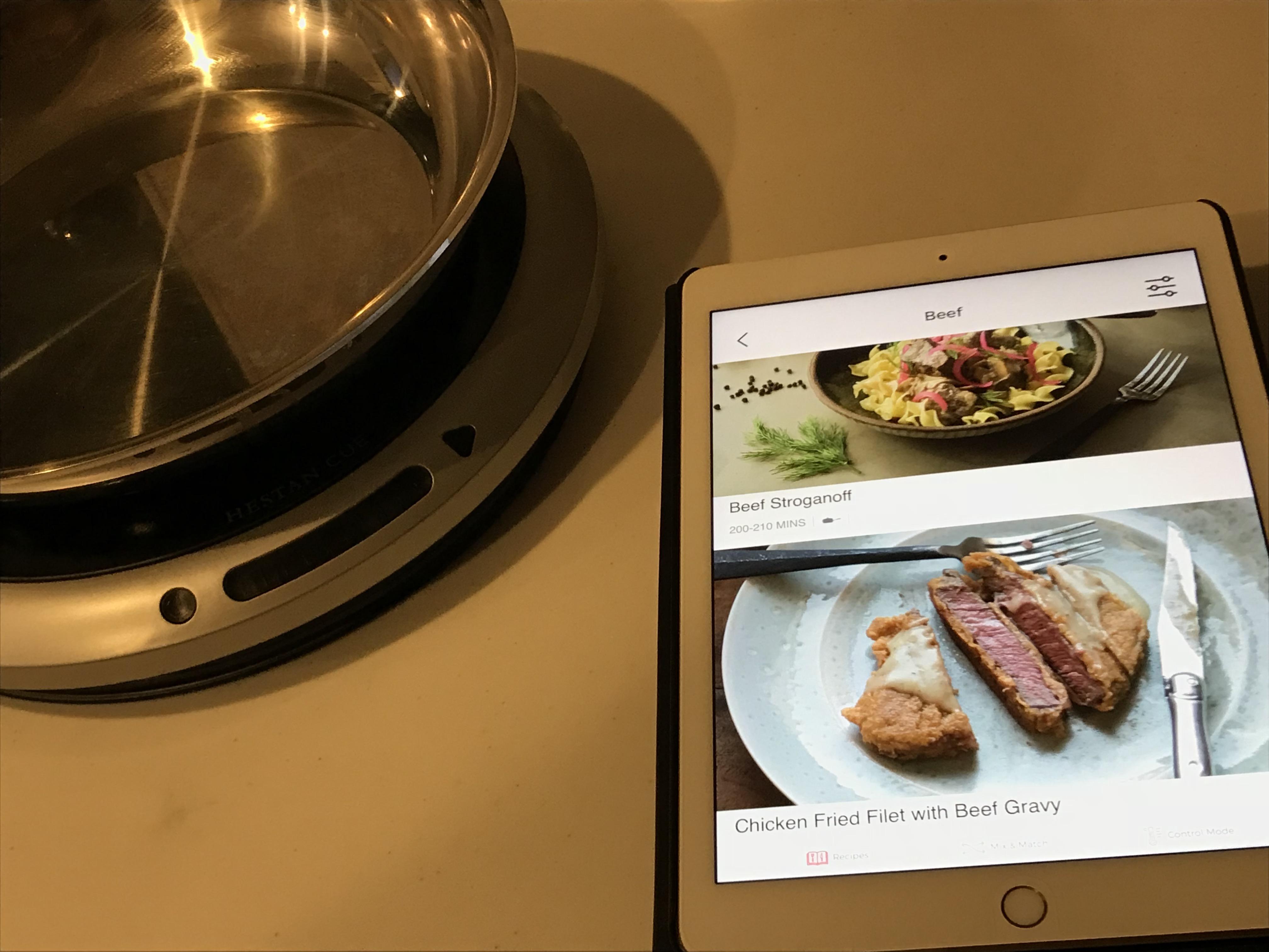 日本未公開の最新 スマート家電 : IOT家電 を オープンハウス、ソフトバンクの「MASACASA!」で体験 料理