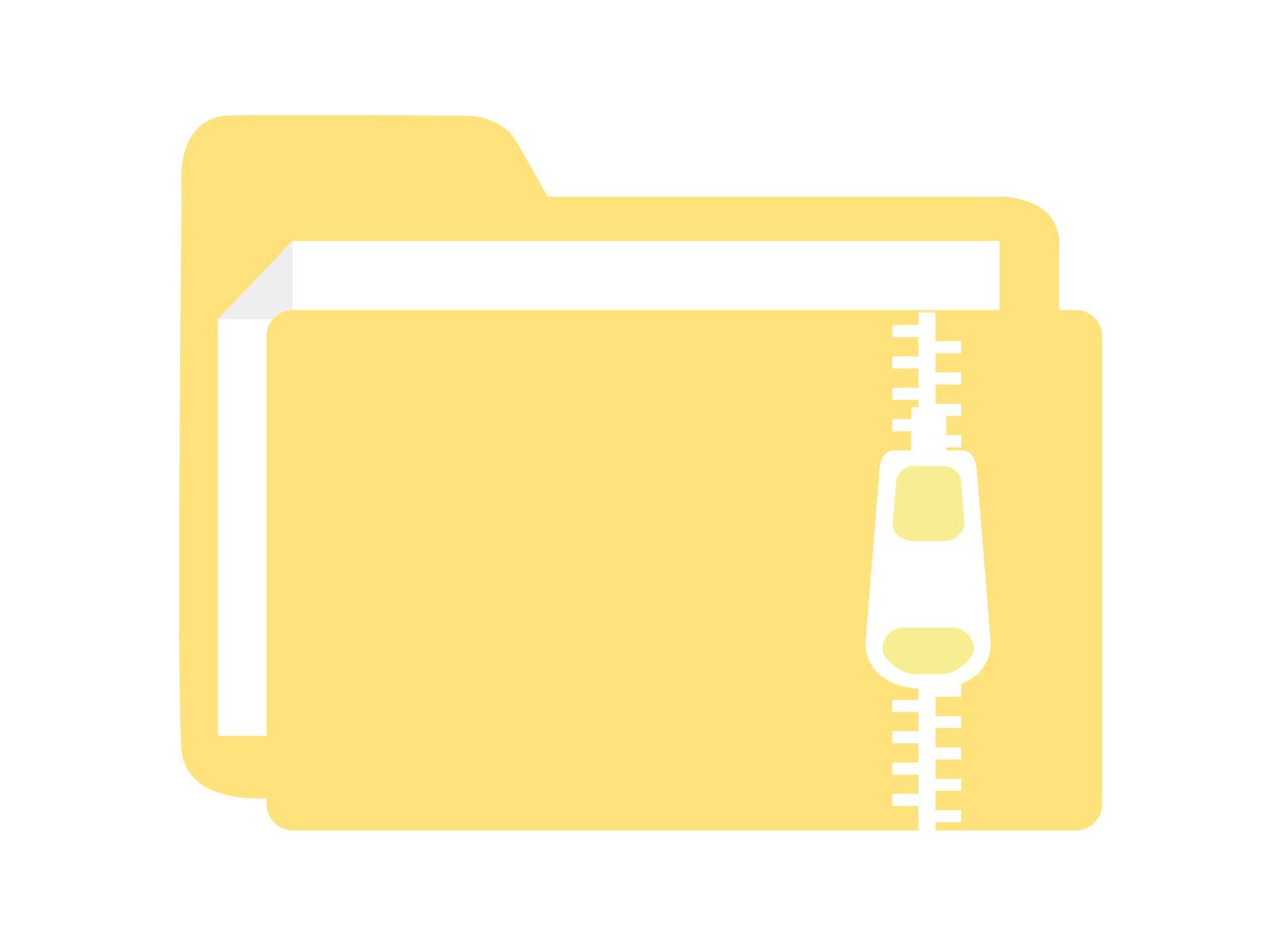 Mac OS Catalinaでzipファイルが解凍できない場合はThe Unarchiverで開こう