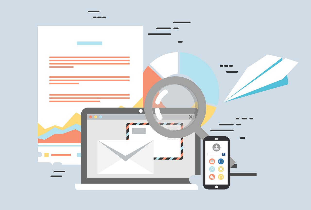 メール配信システムの主な機能