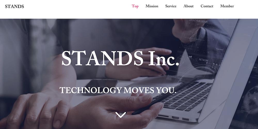 株式会社STANDS 代表取締役CEO