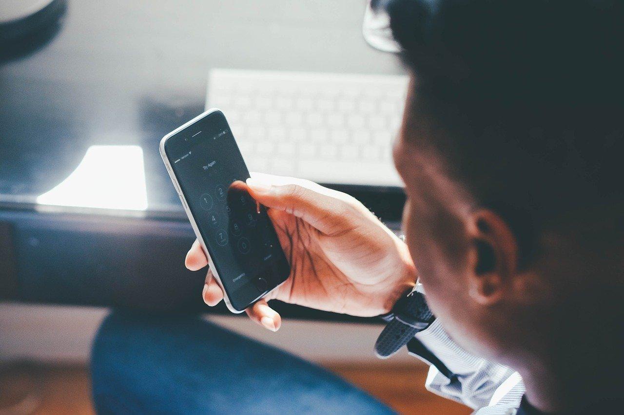 携帯電話のみでも口座開設は可能