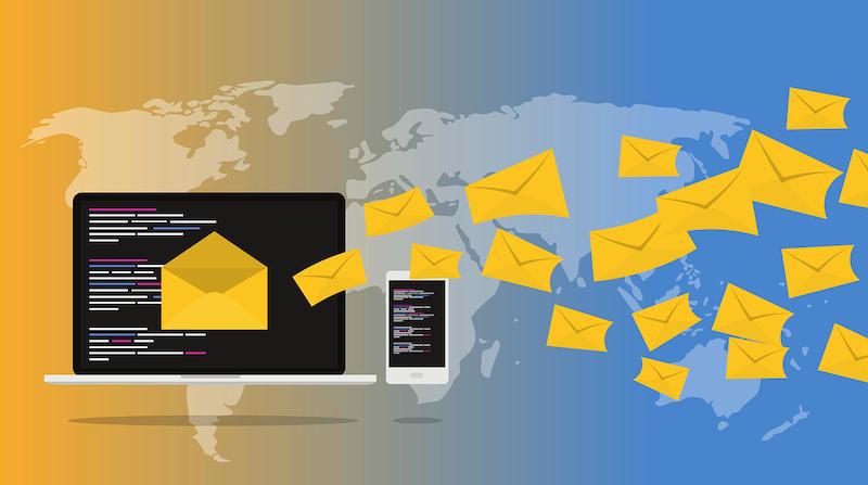 メールサーバーの名称と役割について解説