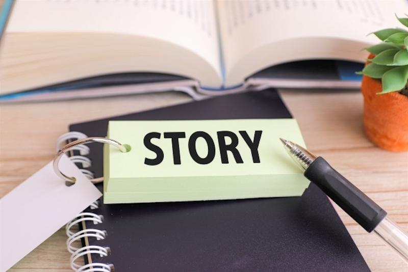 ナラティブとストーリーの違い